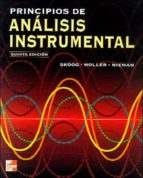 principios de analisis instrumental-douglas skoog-f. james holler-timothy a. nieman-james holler-9788448127756