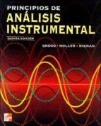 principios de analisis instrumental-douglas skoog-f. james holler-timothy a. nieman-james holler-9788448127756