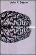 el misterio de la conciencia-john r. searle-9788449308956