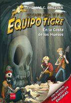 equipo tigre 9:en la costa de los huesos thomas brezina 9788467562156