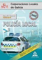 policias locales de galicia. temario general. volumen ii 9788467670356