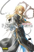 pandora hearts (vol. 5) jun mochizuki 9788467909456