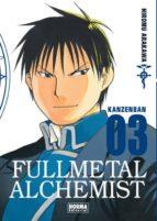 fullmetal alchemist kanzenban 3-hiromu harakawa-9788467913156