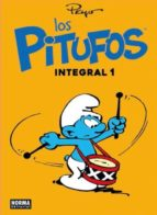los pitufos: integral 1-9788467924756