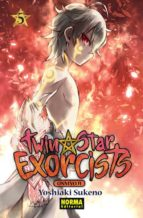 twin star exorcists 05 yoshiaki sukeno 9788467925456