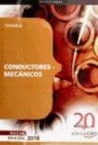 conductores - mecanicos: temario-9788468102856