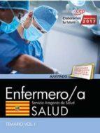 enfermero/a del servicio aragonés de salud. salud. temario vol.i-9788468178356