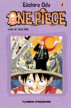 one piece nº 4 eiichiro oda 9788468471556
