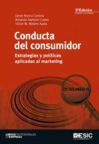 conducta del consumidor (3ª ed.) jaime rivera camino rolando arellano cueva victor molero ayala 9788473568456