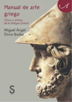 manual de arte griego-miguel angel elvira barba-9788477377856