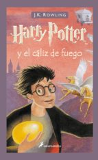 harry potter y el caliz de fuego j.k. rowling 9788478886456