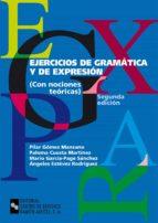 ejercicios de gramatica y de expresion 9788480045056