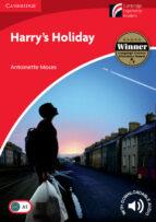harry s holiday level 1 beginner/elementary 9788483238356