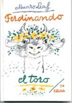 ferdinando, el toro-munro leaf-9788485334056