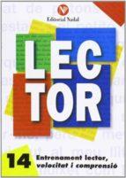 entrenament lector, velocitat i comprensió nº 14 lletra d´imprent a (m. s.) 9788486545956