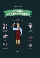 el vino no tiene misterio-ophelie neiman-9788490563656