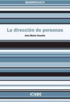 la dirección de personas (ebook)-jose maria gasalla-9788490649756