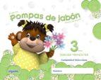 pompas de jabón 3 años. 3º trimestre educación infantil 9788490670156