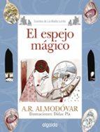 media lunita nº 66. el espejo magico-antonio rodriguez almodovar-9788490674956