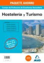 paquete ahorro hostelería y turismo cuerpo de profesores de enseñanza secundaria 9788490935156