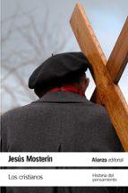 los cristianos-jesus mosterin-9788491045656
