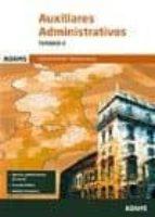 AUXILIARES ADMINISTRATIVOS DE LA GENERALITAT VALENCIANA: TEMARIO 2