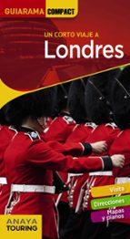 londres 2018 (11ª ed.) (guiarama compact) elisa blanco barba 9788491580256