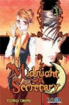 midnight secretary nº 3-tomu ohmi-9788492592456