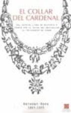 el collar del cardenal anthony hope 9788492806256
