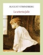 la señorita julie august strindberg 9788494029356