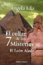el collar de los 7 misterios (iii): el leon alado-angela edo-9788496697256