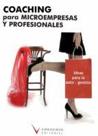 coaching para microempresas y profesionales (ciclos formativos de grado superior) rosa maria garcia domenech 9788496699656