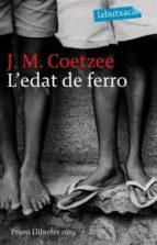 l edat del ferro-j.m. coetzee-9788496863156