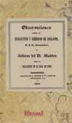 observaciones sobre la esclavitud y el comercio de esclavos : e informe del dr. madden sobre la esclavitud en la isla de cuba p. alexander 9788496909656
