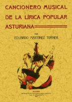 cancionero musical asturiano (ed. facsimil) eduardo martinez torner 9788497612456