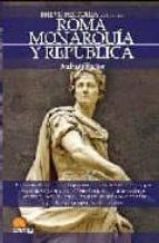 roma i: la republica (breve historia de...) barbara pastor 9788497635356