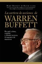la cartera de acciones de warren buffett mary buffett david clark 9788498751956
