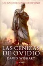 las cenizas de ovidio david wishart 9788498890556