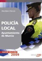 PRUEBAS FISICAS OPOSICIONES POLICIA LOCAL DEL AYUNTAMIENTO DE MUR CIA