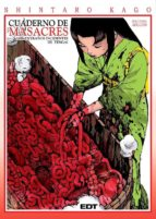 cuaderno de masacre nº 2: los extraños incidententes de tengai shintaro kago 9788499477756