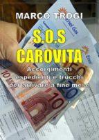 s.o.s. carovita (ebook)-9788892698956