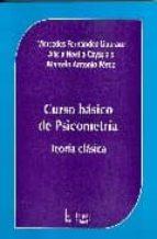 curso basico de psicometria. teoria clasica mercedes fernandez liporace 9789508923356