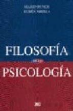 filosofia de la psicologia-mario bunge-ruben ardila-9789682323256