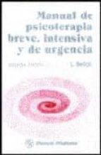 manual de psicoterapia breve, intensiva y de urgencia-leopold bellak-9789684266056
