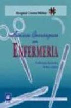 tecnicas quirurgicas en enfermeria-guillermina hernandez-rebeca aguayo-9789685610056