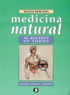 medicina natural al alcance de todos (2ª ed.) manuel lezaeta acharan 9789688602256