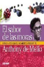 el sabor de las moras-anthony de mello-9789870007456