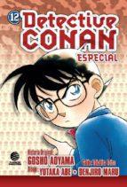 detective conan: especial nº 12-gosho aoyama-8432715025566