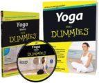 pack yoga para dummies + dvd-8432715054566