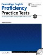 cambridge english proficiency (cpe): practice tests with key 9780194577366